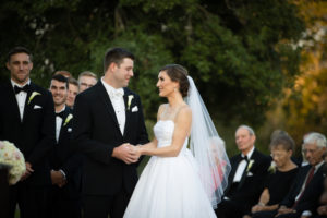 Happily Married Couple's Wedding Photography in NOVA
