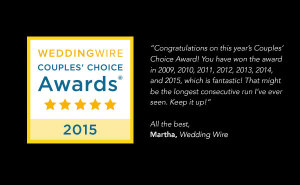 Couples' Choice Awards 2015 | Anne Lord Photography