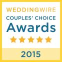 weddingwire couples choice awards 2015