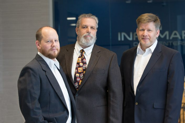 Three Gentlemen in Corporate | Anne Lord Photography